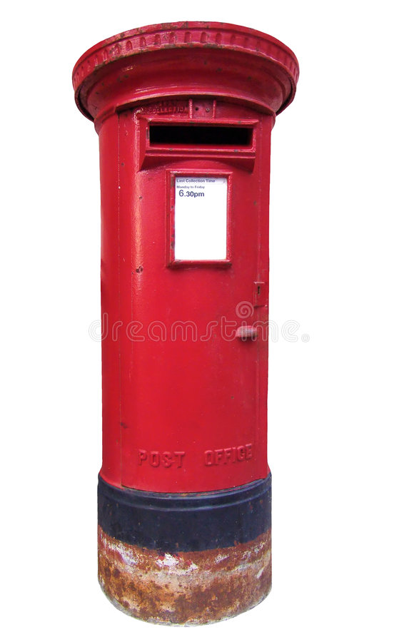 Download British mail box stock image. Image of britain, snail, authority - 23615