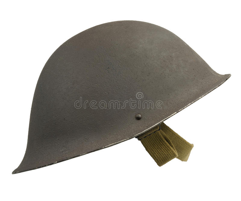 Download British Military Helmet stock image. Image of conflict - 27714949