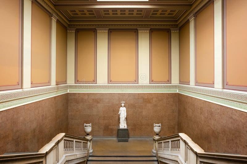British Museum à Londres, R-U photo stock