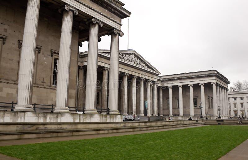 British Museum fotografia stock