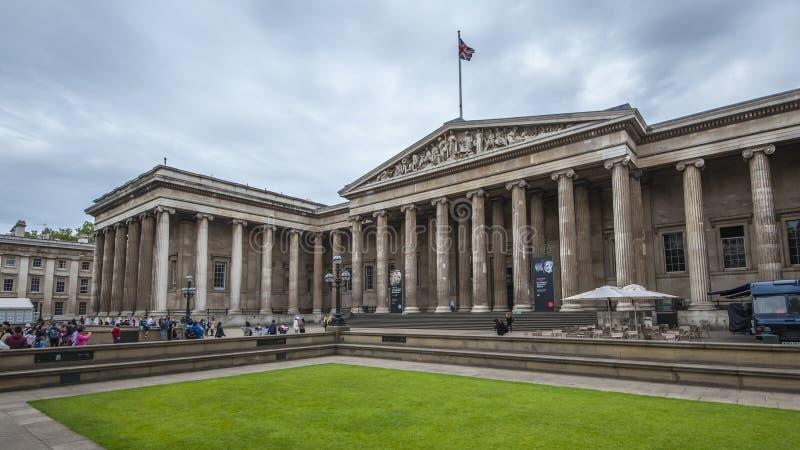 British Museum stock afbeeldingen