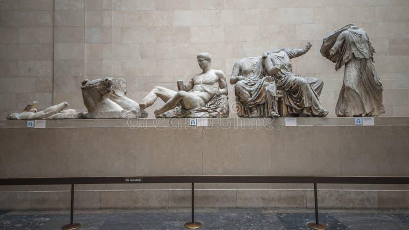British Museum stock foto