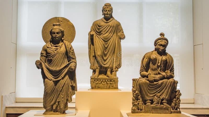British Museum imagen de archivo libre de regalías