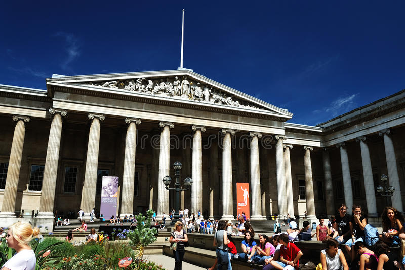 Download British Museum editorial stock image. Image of marble - 18361864