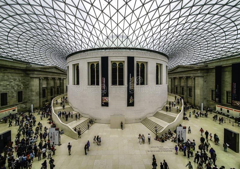 British Museum stockfoto