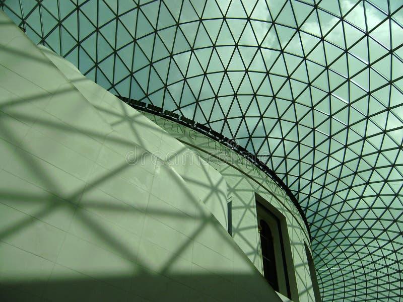 British Museum stock afbeelding