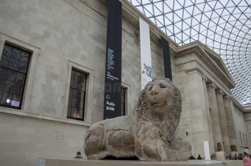 British Museum image stock