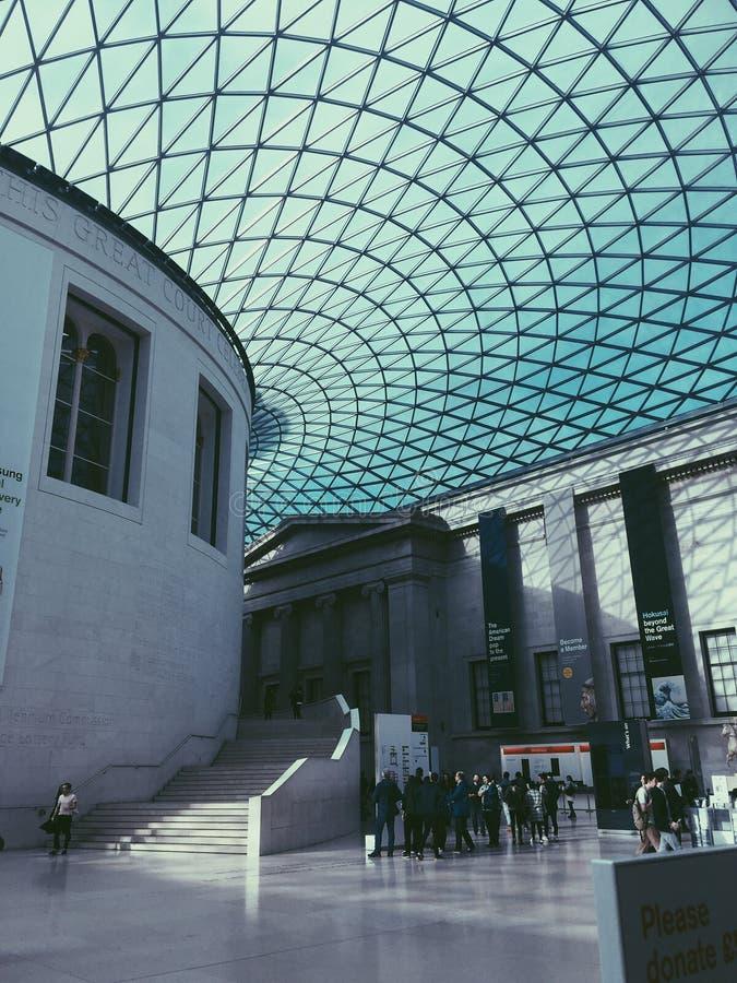 British Museum stock foto's