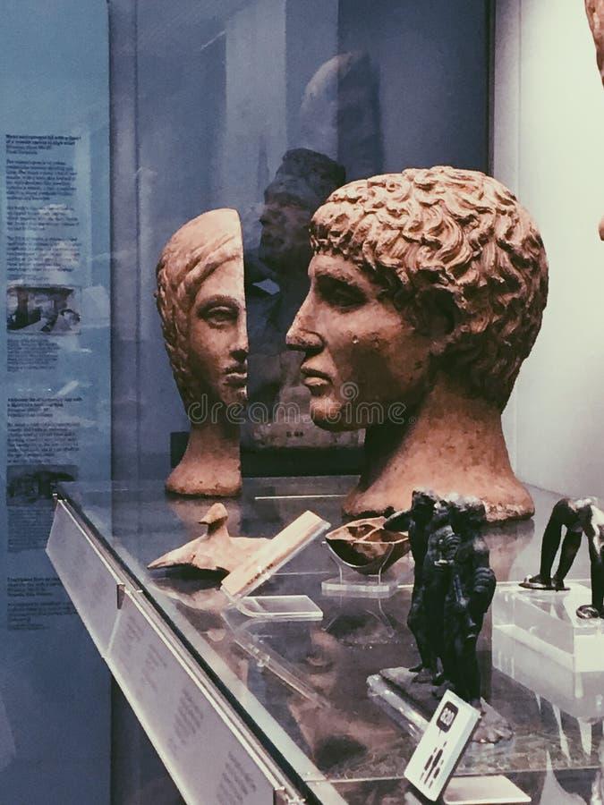 British Museum royalty-vrije stock foto