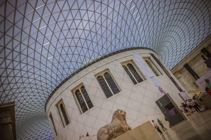 British Museum foto de archivo libre de regalías