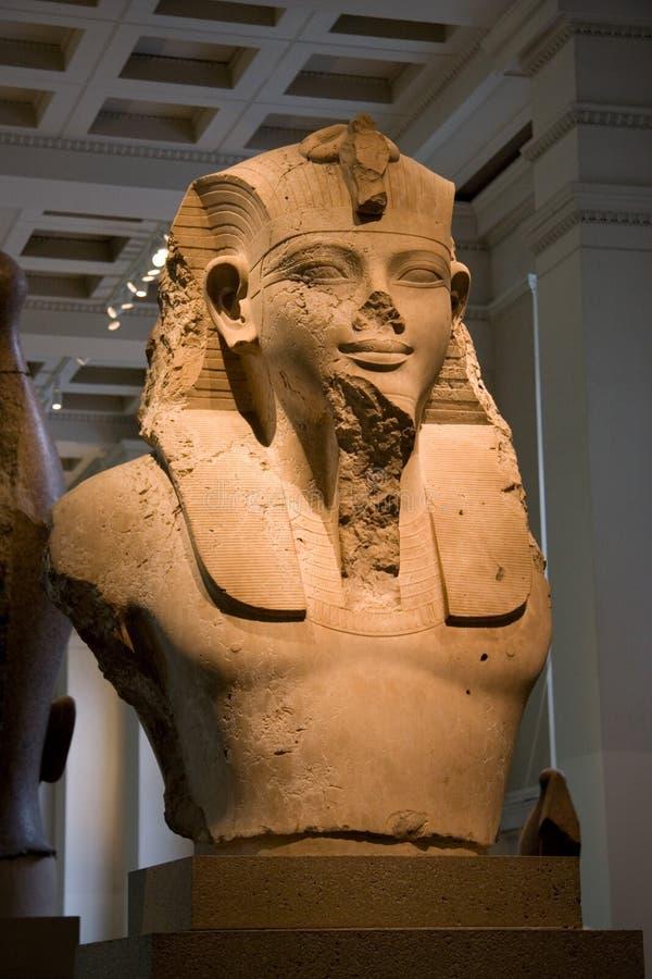British Museum-Ausstellungen lizenzfreies stockfoto