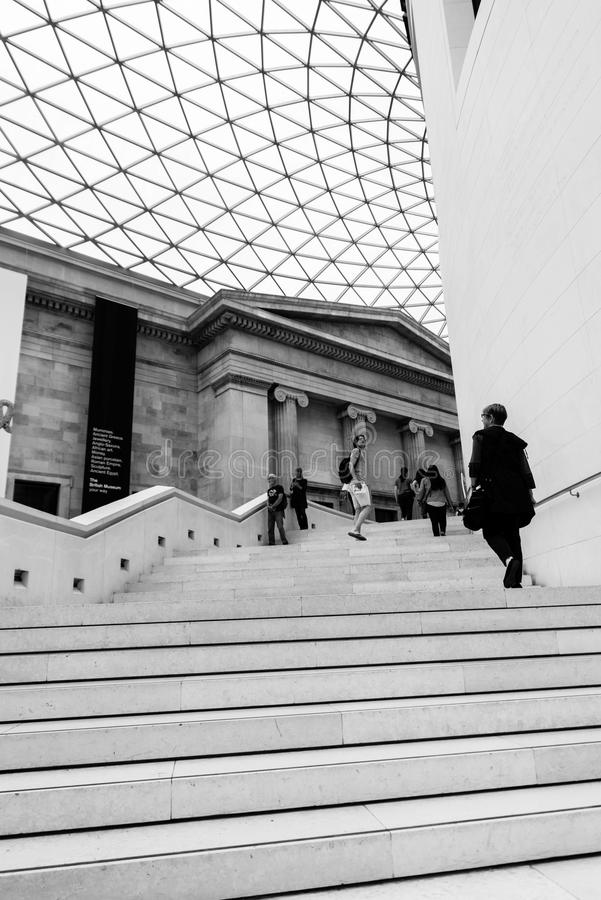 Download The British Museum editorial photography. Image of high - 94173457