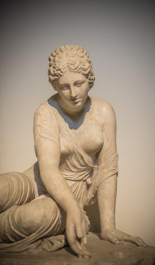 British Museum, Engeland royalty-vrije stock afbeeldingen