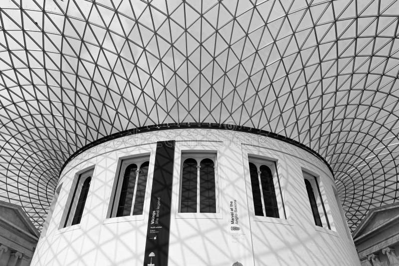 British Museum, London stockfotografie