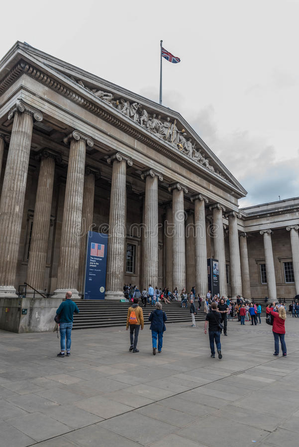 Download British Museum - London - England Editorial Stock Photo - Image of england, pillars: 94173508