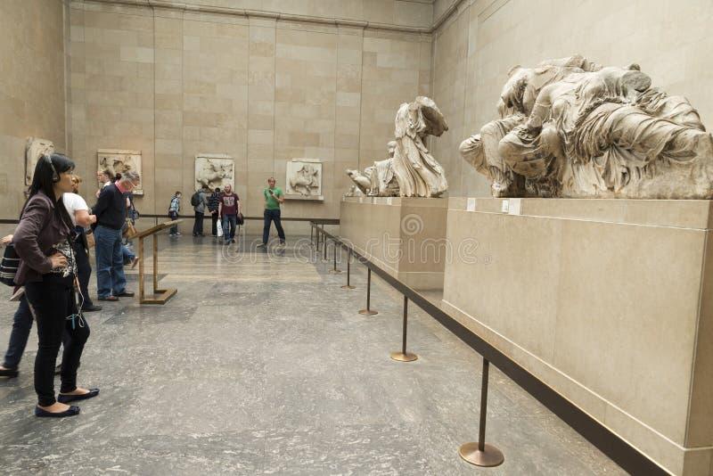 British Museum Editorial Photography
