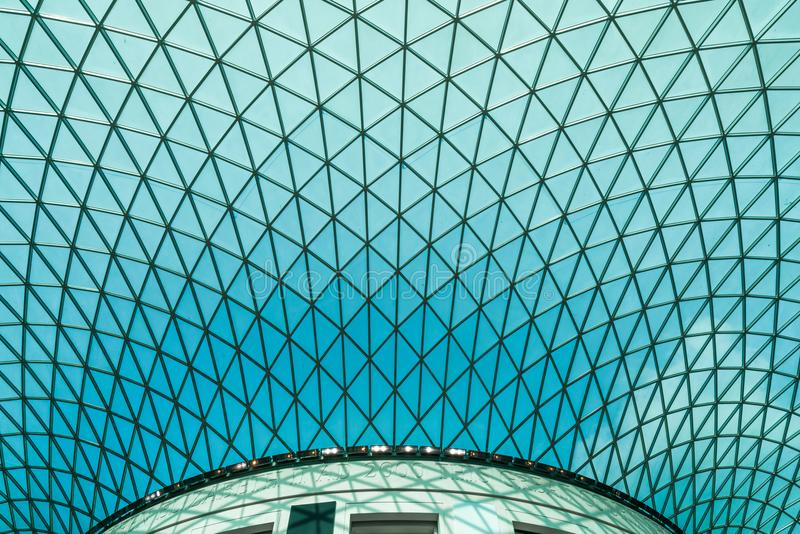 British Museum, Londres photos libres de droits