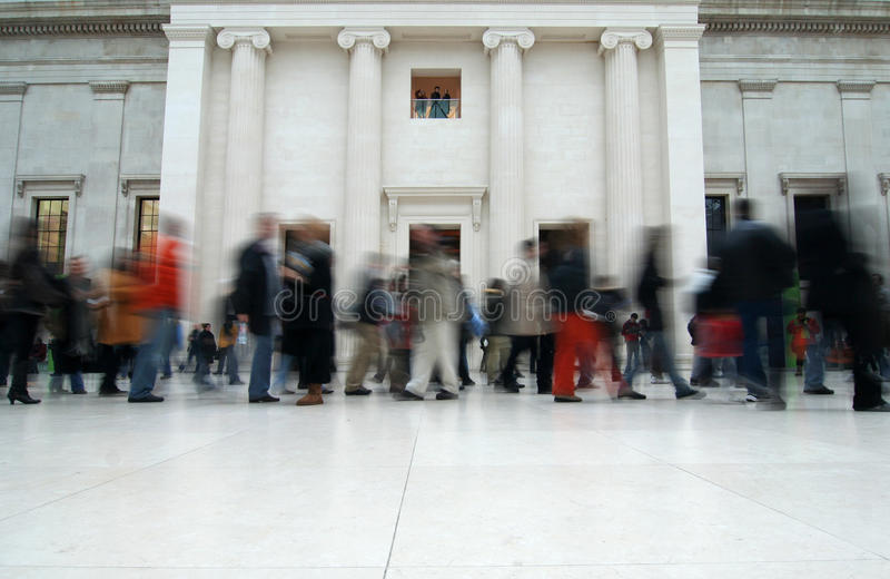 Download British Museum Visitors editorial photography. Image of indoor - 16704972