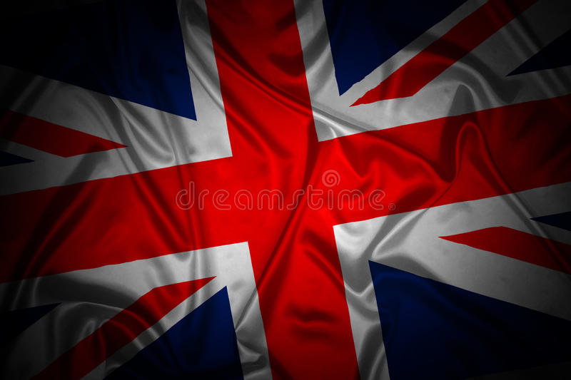 Download British National Flag stock illustration. Image of elisabeth - 19327380