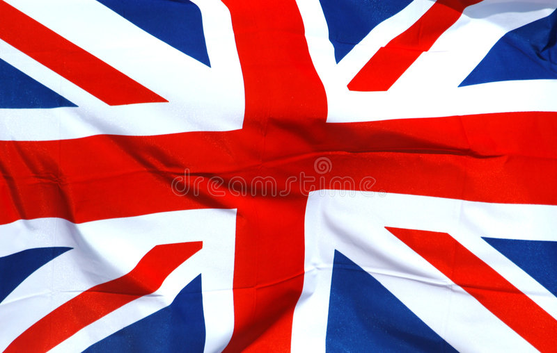 Download British National Flag stock photo. Image of blue, patriotism - 521088