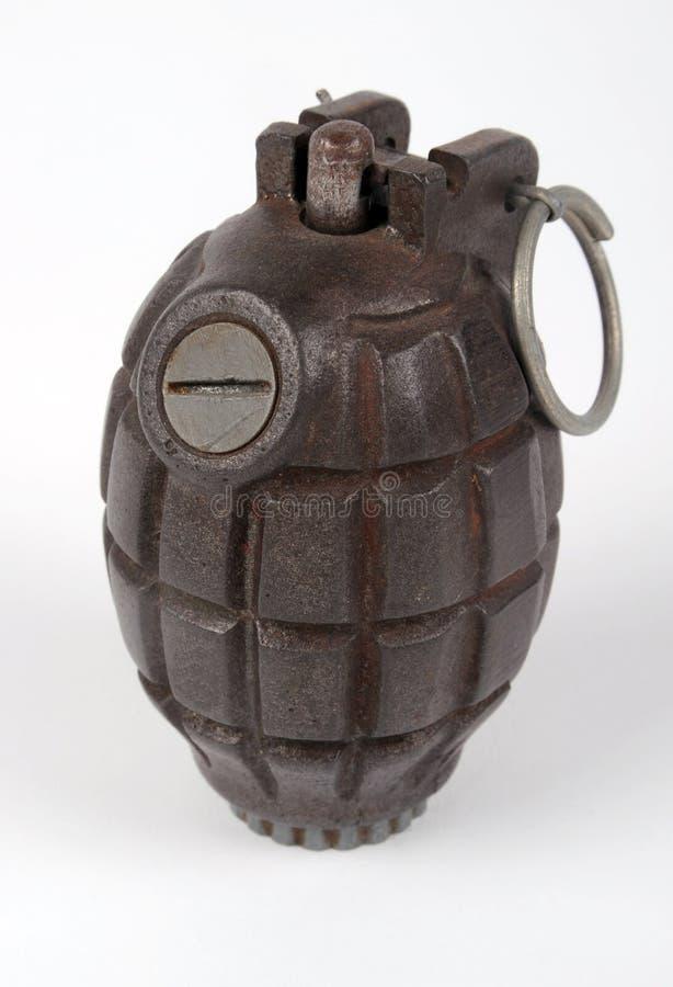 British No36 Hand Grenade Royalty Free Stock Photography