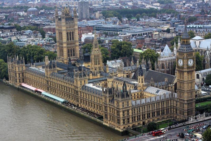 The British Parliament stock photo