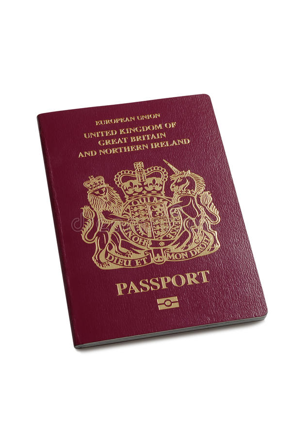 Download British passport stock photo. Image of passport, european - 25345170