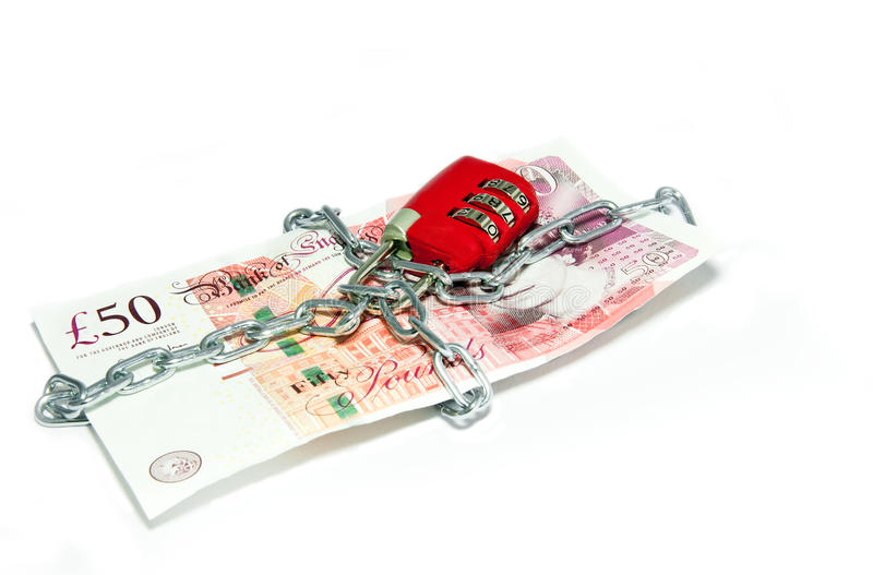 Download British Pound Money Security Stock Image - Image: 26200603