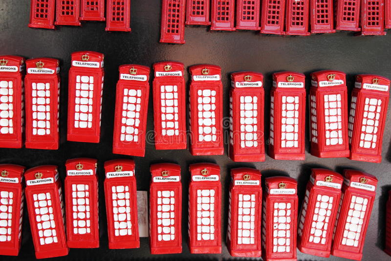 British souvenirs royalty free stock photography