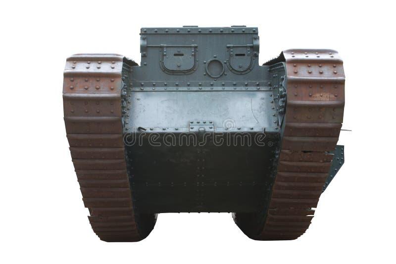 Download British tank - Mark V stock photo. Image of rivet, turret - 10690732