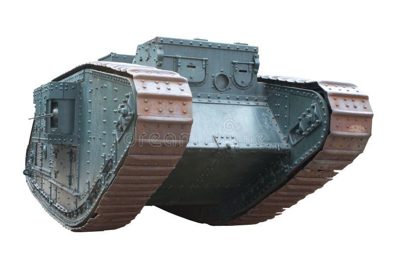 British Tank - Mark V Royalty Free Stock Photo