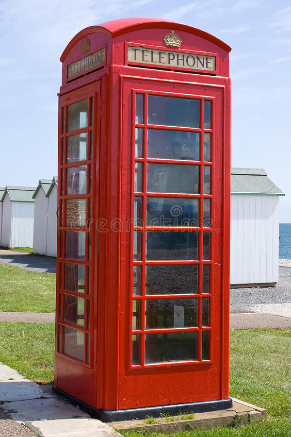 Download British Telephone Box Editorial Stock Image - Image: 20944554