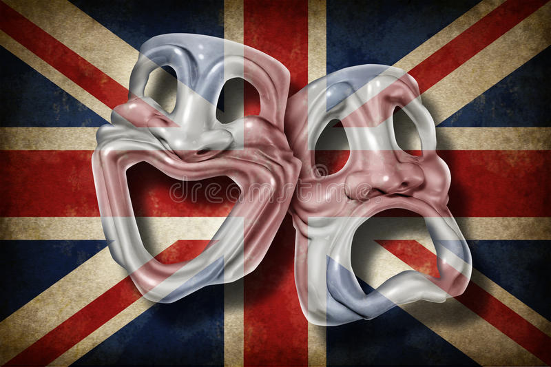 British Theatre Royalty Free Stock Images