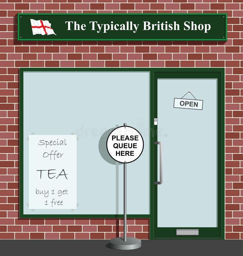 british typowo ilustracji