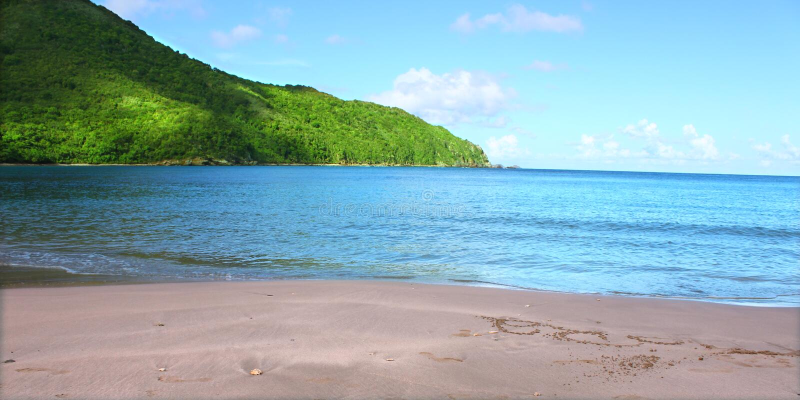 British Virgin Islands imagem de stock