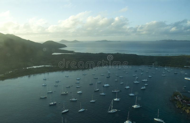 British Virgin Islands stockfoto