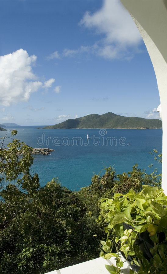 British Virgin Islands foto de stock royalty free