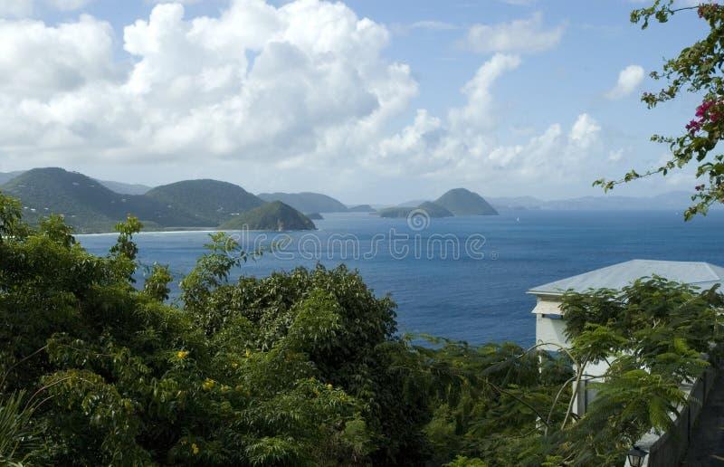 British Virgin Islands royalty free stock image