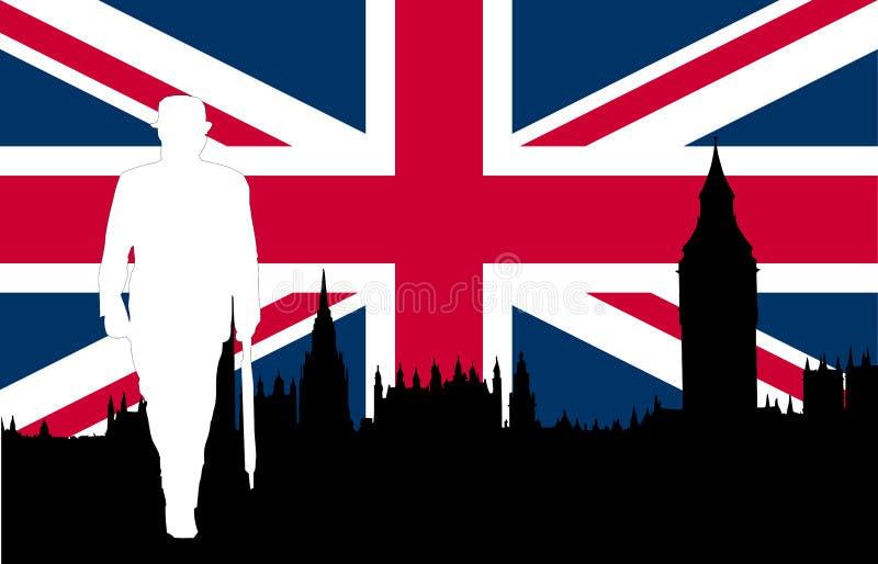 Download Britishness stock illustration. Image of language, shape - 6107053