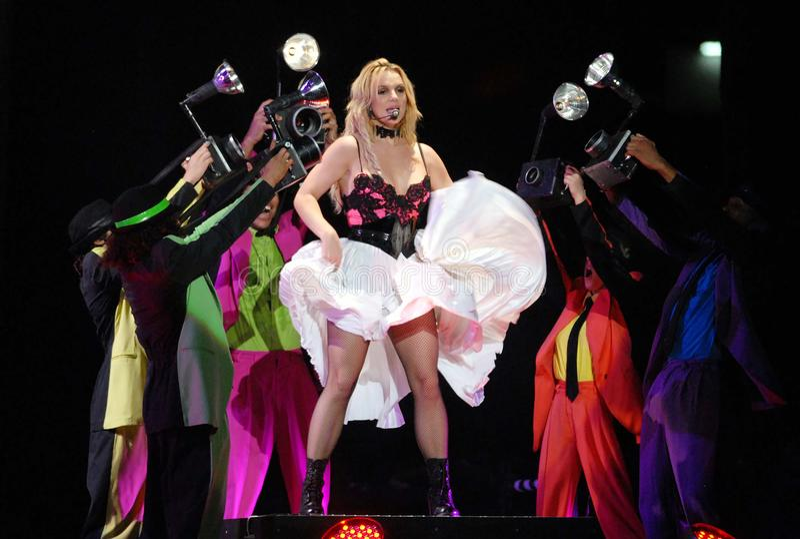 Britney Spears 免版税库存图片