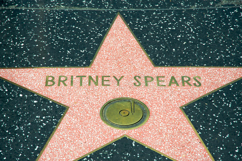 Download Britney Spears Editorial Stock Photo - Image: 18971508
