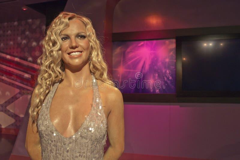 Britney Spears stock afbeelding