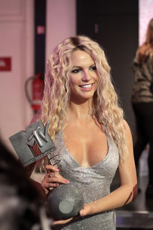 Britney Spears royalty-vrije stock foto