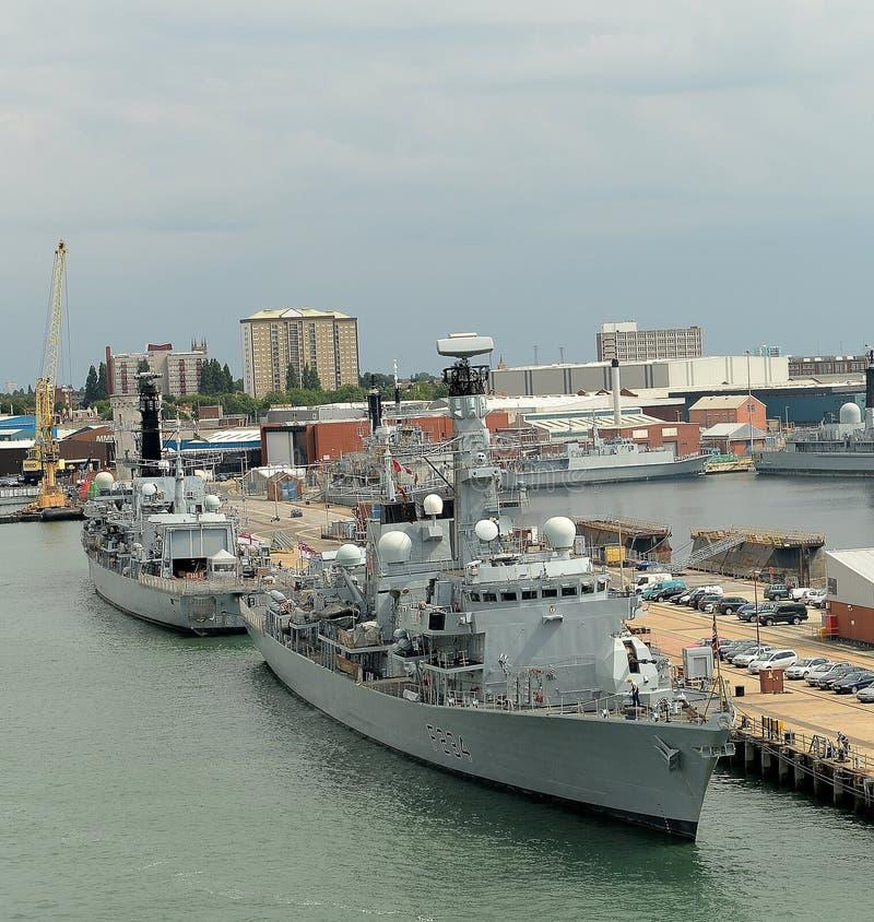 Britse Oorlogsschepen
