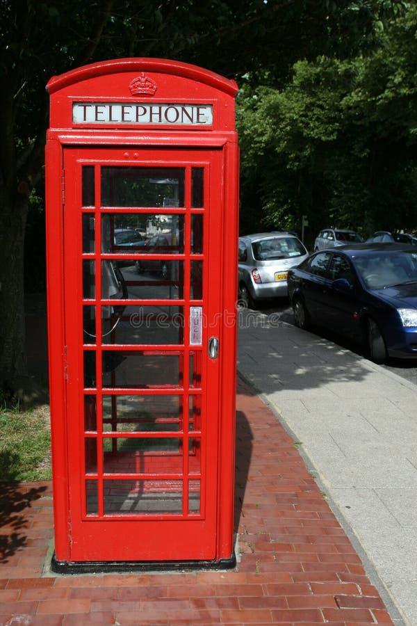 Download Britse telefooncel stock afbeelding. Afbeelding bestaande uit doos - 997337