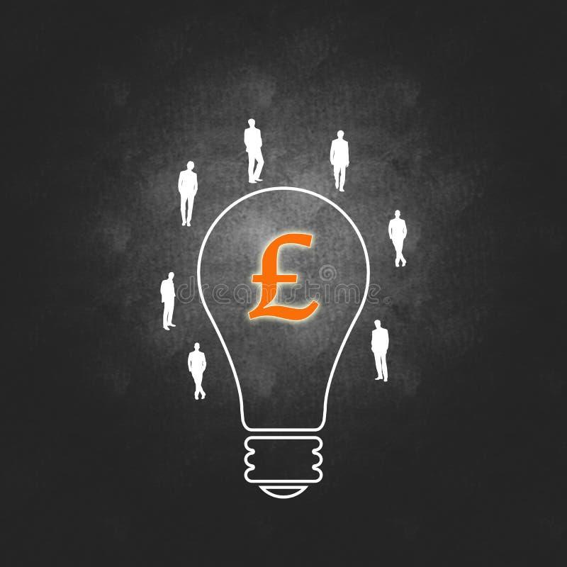 Download Britse Van Het Bedrijfs Pond Succes En Het Beheersproces Stock Illustratie - Illustratie bestaande uit directing, personen: 29513779