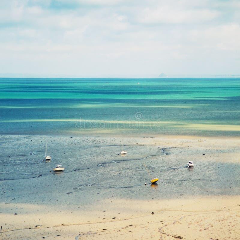 Download Brittany coast stock image. Image of pastel, beach, coast - 11754267