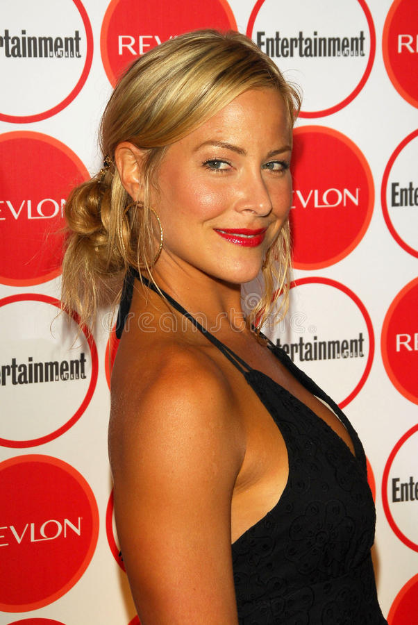 Brittany Daniel photo stock