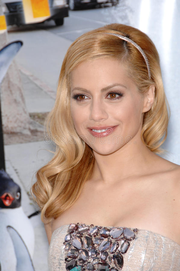 Brittany Murphy images stock