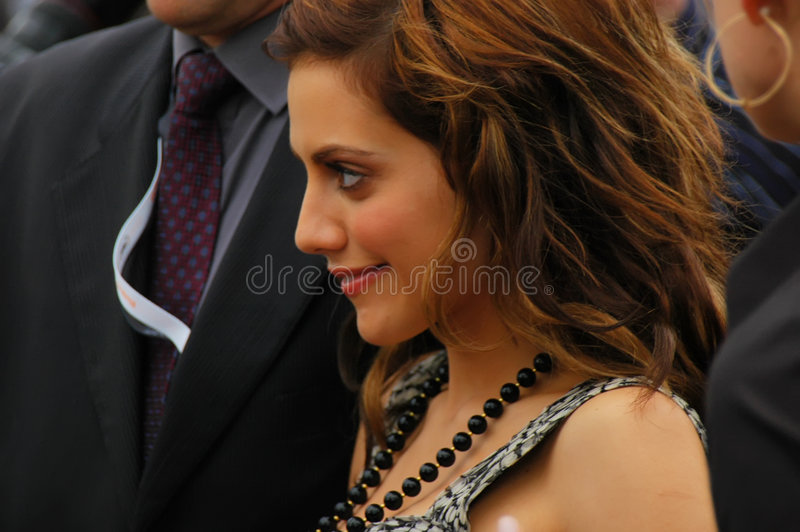 Brittany Murphy royalty free stock images